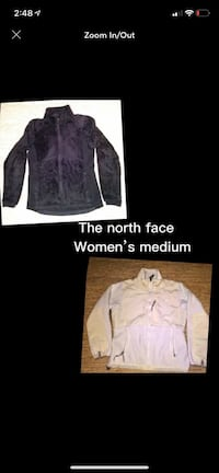 Women's north face jackets  New York, 10002