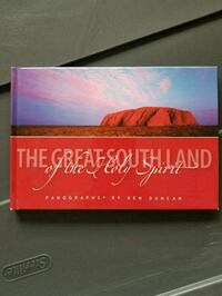 """""""The Great Southland of the Holy Spirit"""" Book Westland, 48185"""