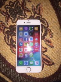 İPhone 6s Rose Gold  9355 km