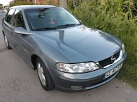 Opel - Vectra - 2001 Derbent