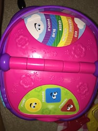Leapfrog Sharing and Shapes basket- New not in box 30 km