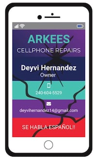 iPhone Screen Repair Hyattsville