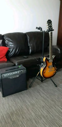 Epiphone ES 339 with hard case and line 6 spider 3 Toronto, M9B 0A4