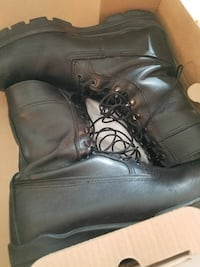 Size 14 boots military  Odenton, 21113