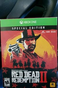 Red dead 2 special edition. Maplesville, 36750