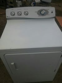 white front-load clothes washer Midland, 79701