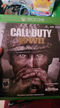 Xbox One Call of Duty WWII  South River, 08882