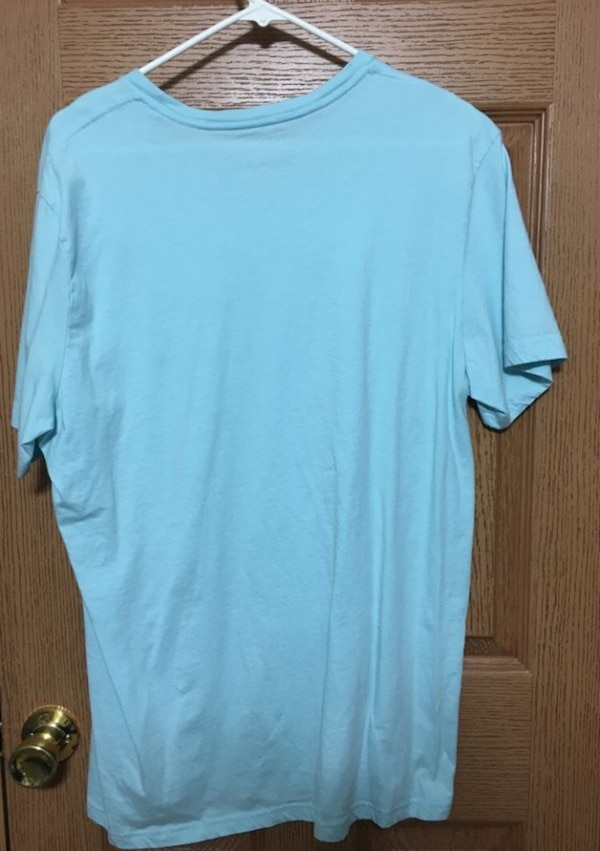 1f58c30a3 Used Baby Blue Tommy Hilfiger Shirt for sale in Des Plaines - letgo
