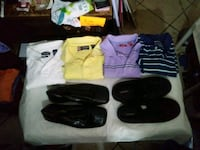 Mens shirts, shoes and jackets Mobile