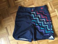 Blue and black nike shorts size 30 Vaughan, L6A 1N1