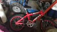 red and black Mongoose BMX bike Ansonia, 06401