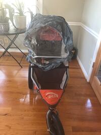 Bob stroller with rain shield and other accessories Falls Church, 22043