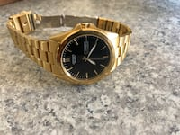 Invicta gold watches for sale