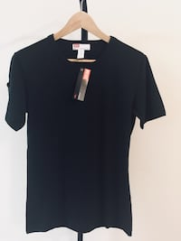 DIESEL WOMENS TSHIRT NWT BLACK SIZE LARGE CLOTHING Edmonton, T6J