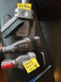 gray and black cordless power drill