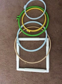 $2 each hoops for cross stitching or embroidery Maumee, 43537