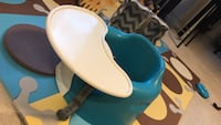 Bumbo baby seat with tray Vancouver, V6Z 1R8
