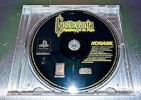 Castlevania Symphony of the Night ps1 Suitland-Silver Hill