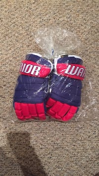 Warrior Alpha Hockey Gloves  Coquitlam, V3K 3N5