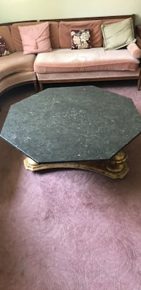 DELIVERY AVAILABLE!  Marble Top Coffee Table Madison, 07940
