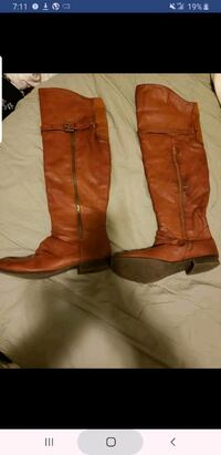 Over the Knee Boots size 9 Vancouver, 98661