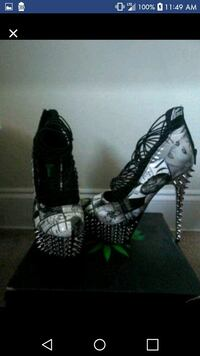 Stiletto Heel Shoes Harahan, 70123