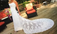 Demetrios Wedding Dress new with tags!  Holmdel, 07733