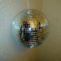 "Medium size 8.25"" mirrored disco ball Not cheap pl Edmonton, T6X 1G7"