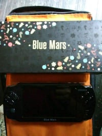 Blue Mars S9000A hand held game console
