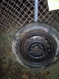 Spare tire little dirty Chicago, 60636