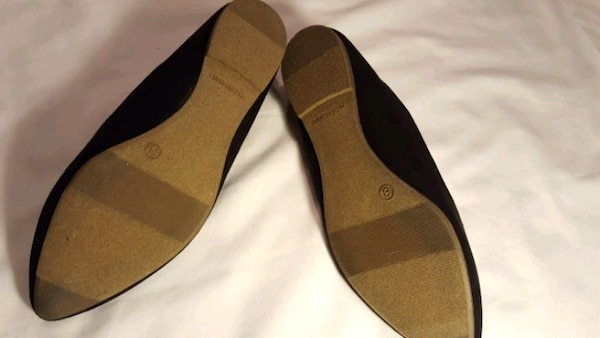 OLD NAVY  Faux-Suede Ballet Flats for Women ac2521b0-6026-4493-98cc-ee03001f12ae