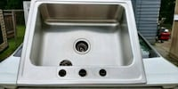Kohler stainless drop in sink Youngstown, 44505