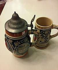 TWO BEER STEINS Tampa, 33618