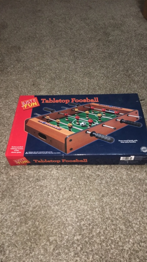 used and new foosball table in scottsdale letgo rh us letgo com