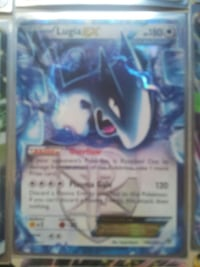 Pokemon trading card game Team Plasma Lugia EX Downey, 90242