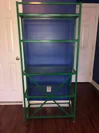 green and purple wooden rack Fairfax, 22033