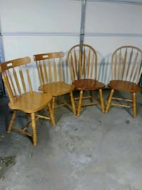 Two chairs, sold together or separately.   Ottawa, 61350