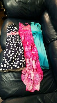 Kids dress $10 each  Regina, S4R 4H5