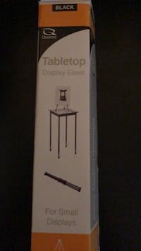 Brand new table top display easel Clarksburg