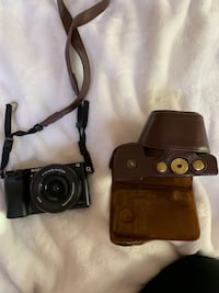 SONY ALPHA 6000 camera body, with lens, and case Annandale, 22003