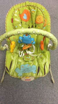 Fisher Price Bouncy Chair Mississauga, L4Z 1P7
