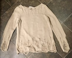 ASOS Distressed Sweater