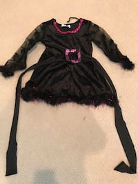 GIRLS WITCH COSTUME AGE 2-4 Fairfax, 22030