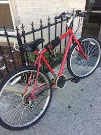 "26"" mountain bike - the chain sold separately  New York, 10458"