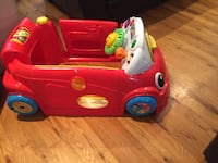 Laugh and learn car toy Laval, H7G 2E6