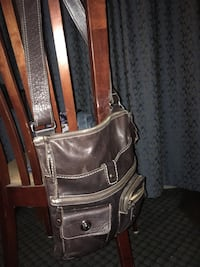Roots brown genuine leather purse/satchel  Regina, S4R 2P9