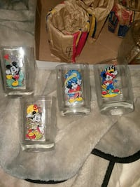 2 of  each. Glass3.00 each or all 8 for16 Hagerstown, 21740