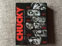 DVD Chucky Collection Klavestadhaugen, 1743