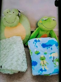 plush toy and blanket set Vienna, 22180