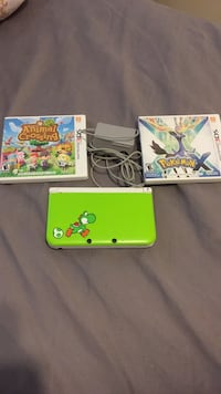 3ds XL with two games and charger Woodbridge, 22193